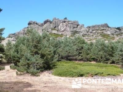Senderismo Cueva Valiente - Pico Cueva Valiente; practicar senderismo